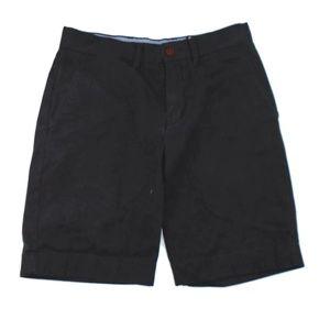 Tommy Hilfiger Men's Black Classic Fit Shorts